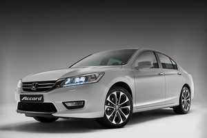 Известны российские комплектации новой Honda Accord