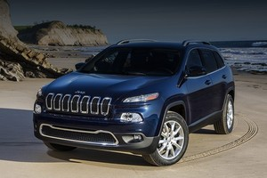 2014 Jeep Cherokee: официальные фото