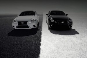 Реклама 2014 Lexus IS