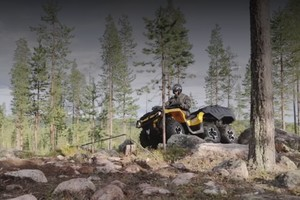 Can-Am Outlander 6х6 XT