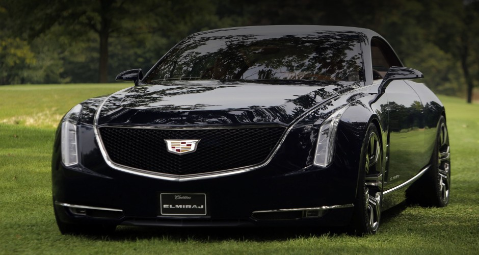 Cadillac поспорит с Rolls-Royce Ghost