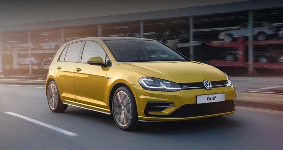 Старт продаж Volkswagen Golf в России