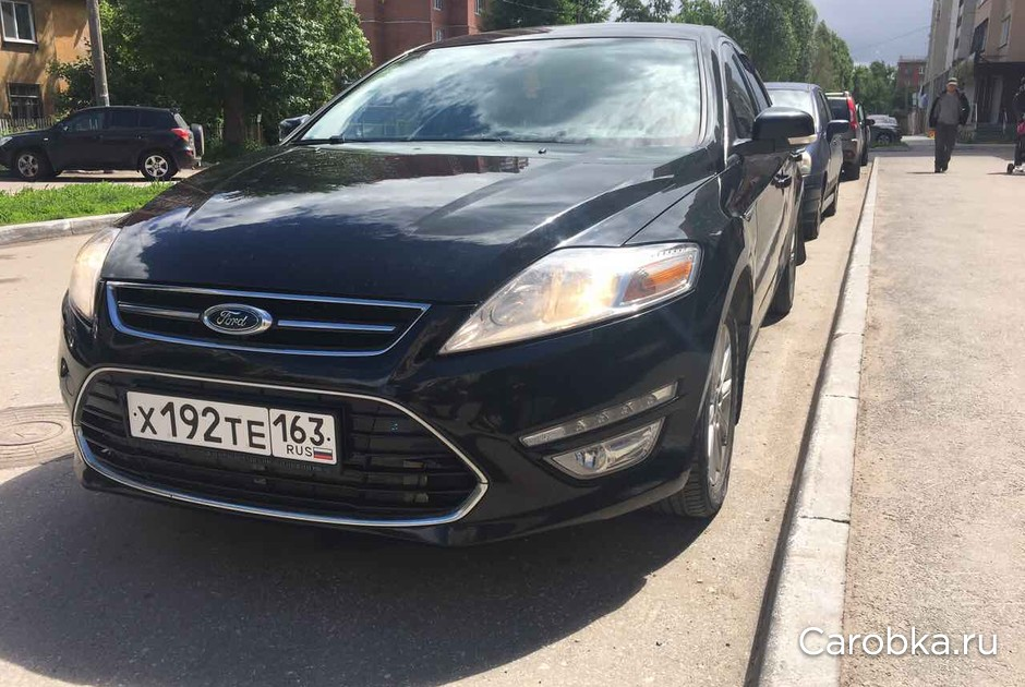 о ford
